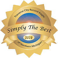 Traverse City Record-Eagle Simply The Best 2020 Winner